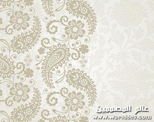 خلفيات بزخارف جميلة للتصاميم الاسلامية