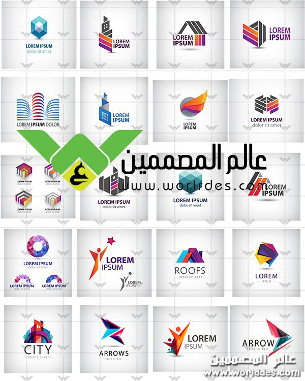 شعارات جاهزة لشركات عقارات وشعارات
