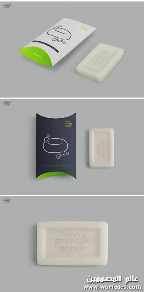 علبة صابونة جديدة Mini Hand